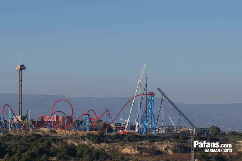 PortAventura Discussion Thread Page Theme Park Review - Reduction port aventura