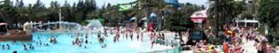 Temática de Caribe Aquatic Park: La historia, el argumento y la temática de Costa Caribe Aquatic Park, con curiosidades y multitud de fotografías. Descubre un pedazito del Caribe en PortAventura World.