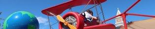 Flying Race: Los más pequeños podrán pilotar tu propia avioneta con Flying Race de Ferrari Land