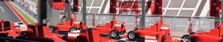 Junior Championship: Junior Championship es una divertida atracción de Ferrari Land donde vivirás el efecto látigo montado en una reproducción de un Fórmula 1 de Ferrari.