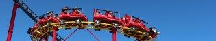 Junior Red Force: Los más pequeños también tienen su propia montaña rusa en Ferrari Land, inspirada en un coche de Fórmula 1 de Ferrari