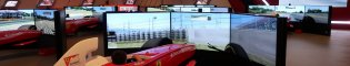 Pole Position Challenge: Vive la experiencia de un piloto de Fórmula 1, con estos simuladores profesionales de coche de Fórmula 1.