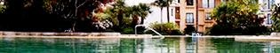 Piscinas: Conoce las dos piscinas del Hotel PortAventura. Cal Pep y La Cala.