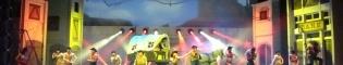 PortAventura Live!: Un viaje por las 5 áreas de PortAventura mediante bailes, música y acrobacias para celebrar los 15 años del Parque.