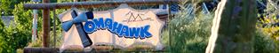 Tomahawk: Tomahawk es la montaña rusa de madera para los más pequeños en el Far West de PortAventura.