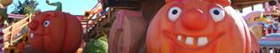 Halloween en SésamoAventura: El Halloween más divertido se encuentra en SésamoAventura, descubre aquí la decoración del Halloween de Sésamo Aventura.