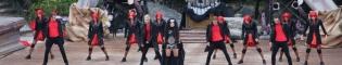 Halloween Escape: Resurrection: Una bruja polinesia resucita las almas de los 3 mejores cantantes de la historia de la música: Freddie Mercury, Amy Winehouse y Micheal Jackson, en el Halloween de PortAventura World.