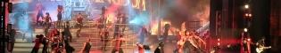 Halloween Kingdom: Espectáculo acrobático-musical del Halloween de PortAventura World, con baile, música y acrobacias en el reino de Halloween Kingdom