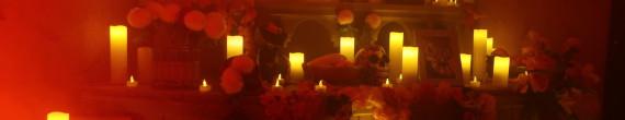 La Muerte Viva: El folklore de la fiesta de difuntos que cada año se celebra en México.