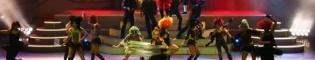 Mystery: Resurrection: Mystery: Resurrection es el gran espectáculo del Halloween 2012 de PortAventura. Con baile, música y acrobacias en un ambiente terrorífico en el Gran Teatre Imperial de China.