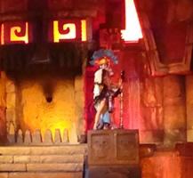 Templo del Fuego: La maldición maya