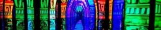 El Secreto de los Mayas: El Secreto de los Mayas es un misterioso laberinto de espejos con efectos de luz y sonido que desorientará al que se atreva a descubrirlo. Descubre esta nueva atracción del 2013 en México de PortAventura.