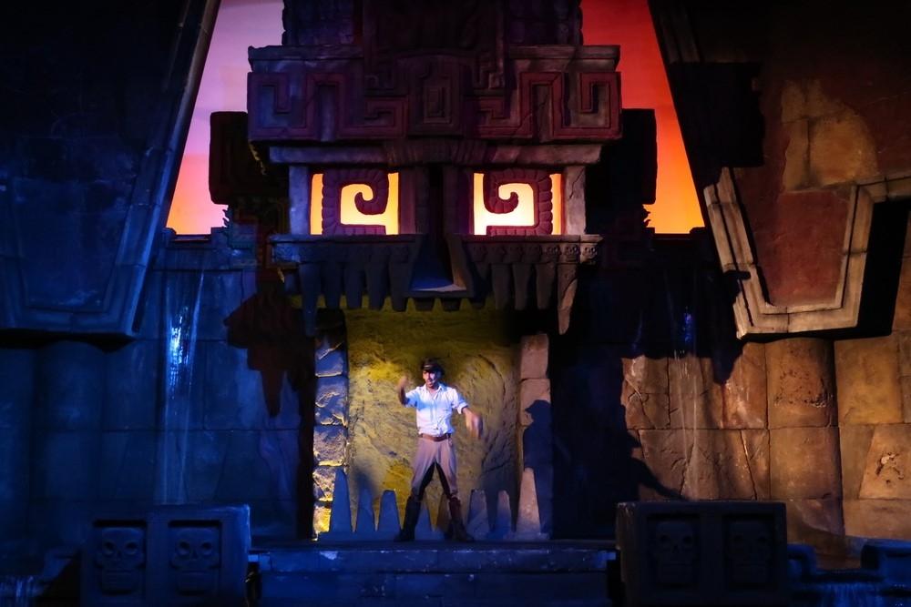 Templo Del Fuego Pafanscom