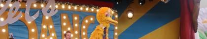 Welcome Big Bird: Damos la bienvenida a Big Bird, el nuevo show protagonizado por el famoso pájaro amarillo de Sesame Street.