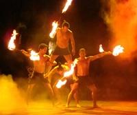 Noches de Fuego en Tahití