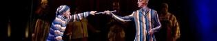 Kooza: Del 11 de julio al 30 de agosto del 2014 descubre Kooza de Cirque du Soleil en el resort de PortAventura. Acrobacias que destilan adrenalina en un estrafalario reino mágico.