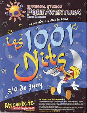La Fiesta de las 1001 noches