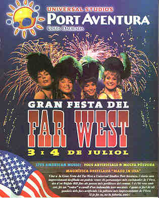 La Fiesta del Far West