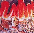 Rumor del Templo del Fuego