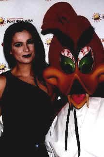 Mar Saura presenta el Halloween 2000