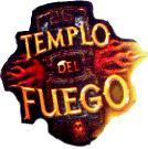 El logotipo del Templo del Fuego