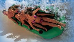 El nuevo parque acuático se llamará Costa Caribe