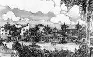 El tercer hotel será de estilo caribeño