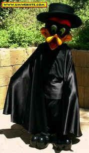 Nueva mascota: El Woody Zorro