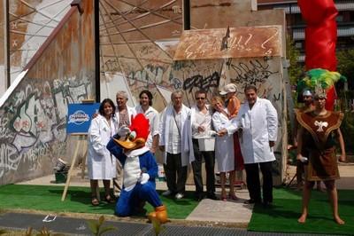 Universal Mediterranea celebra una fiesta en Madrid