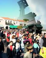 PortAventura supera su record de visitantes