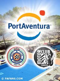 PortAventura se convierte en un circuito de trial