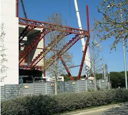 Las novedades del 2008 en la Rambla del Parc