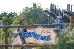 Accidente laboral en Tomahawk