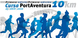 Primera Cursa PortAventura