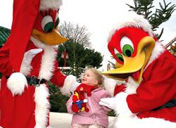 Un montón de nuevos shows para la Navidad 2010
