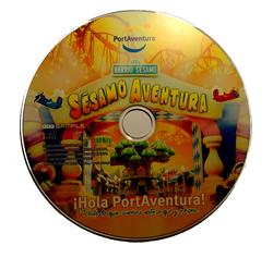 Nuevo CD ¡Hola PortAventura!