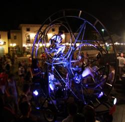 PortAventura celebrará su 2a Noche Blanca el 4 de agosto