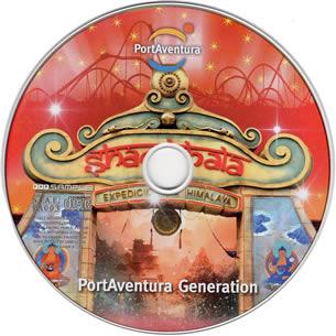 Ya a la venta el CD PortAventura Generation
