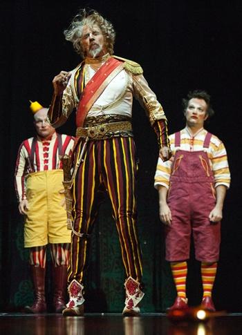 Cirque du Soleil y PortAventura presentan Kooza en verano 2014