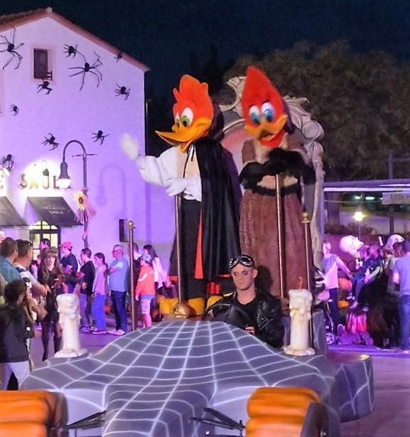 El Halloween 2016 de PortAventura World