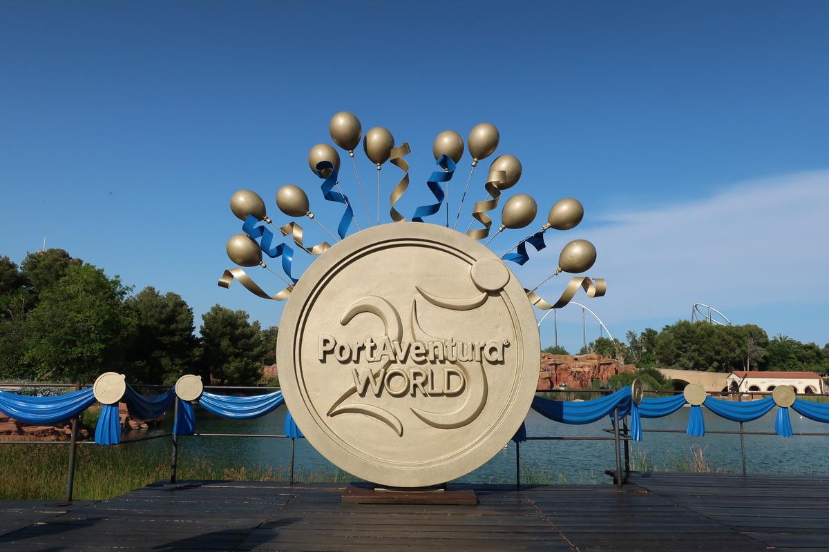El 25 aniversario de PortAventura World