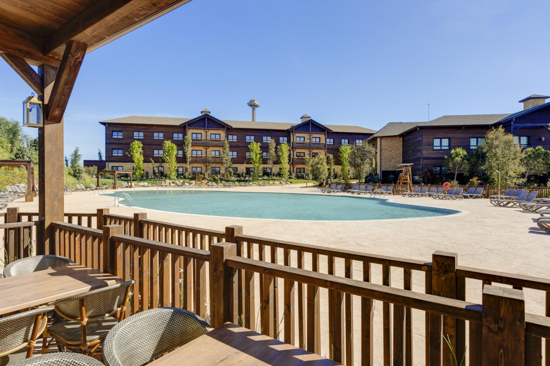 La ampliación del Hotel Colorado Creek ya está disponible