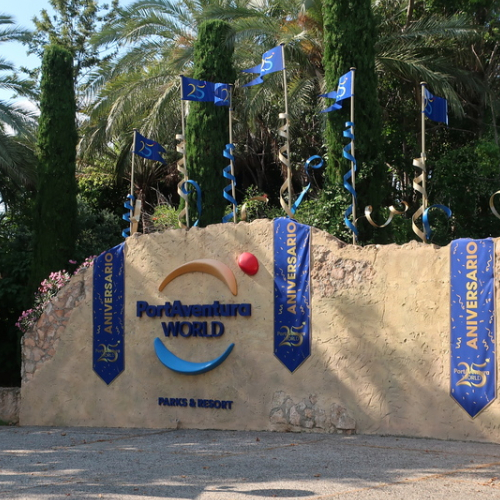 25 aniversario de PortAventura