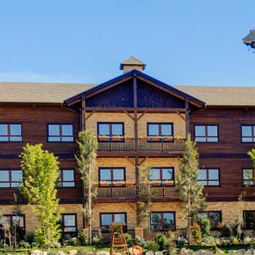 Ampliación Hotel Colorado Creek