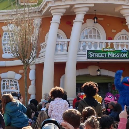 Inauguración Street Mission