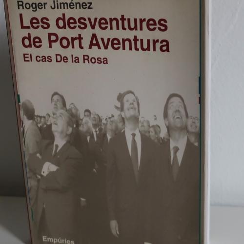 Los libros de PortAventura