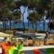 El Beach Club listo para abrir