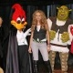 Paulina Rubio inaugura el Halloween 07