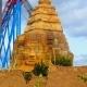 Visita a la construcción de Angkor