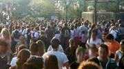 La última hora desde PortAventura Park habla de hasta 34.000 visitantes en el parque durante el día de hoy.